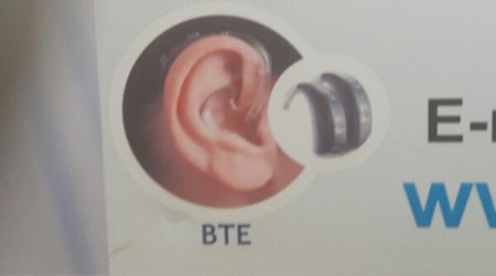 BTE Hearing Aid by Ear 2 Hear Clinic