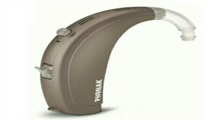 Phonak BTE Hearing Aid by City Hearing Aids