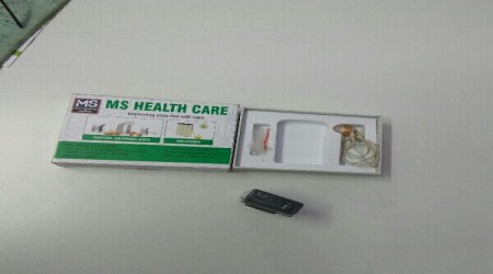 Pocket Hearing Aid by MS Health Care & Hearing