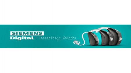 RIC PURE 1px Siemens Hearing Aids by Prayas Hearing Aid Center
