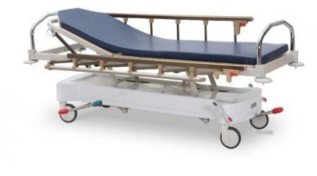 Stretcher Trolley by Isha Surgical